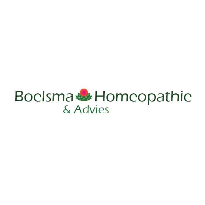 Logo Boelsma Homeopathie & Advies