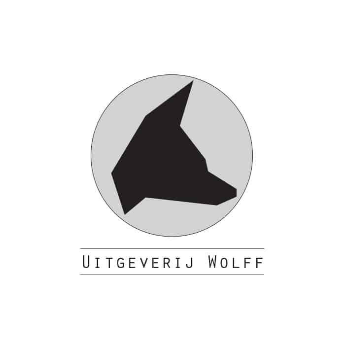 Logo Uitgeverij Wolff